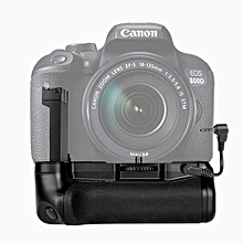 Vertical Camera Battery Grip Work With LP-EL17 For Cannon EOS 800D Rebel T7i 77D Kiss X9i