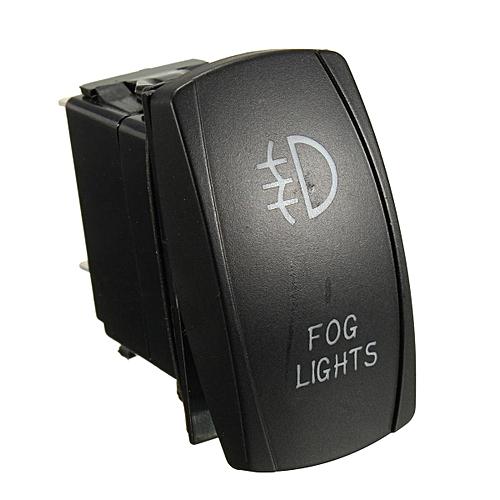 Admirable Generic 12V Led Fog Light Laser Rocker On Off Switch Wiring Harness Wiring Digital Resources Operbouhousnl