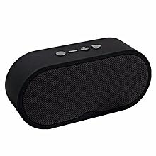 F3 Fabric Bluetooth Bass Speaker, New Mini TF FM Radio Box, Multi-function Subwoofer Wireless Speaker HT-S