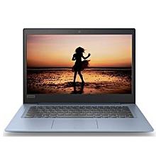 """Ideapad 120s 11.6"""" - Intel Celeron 3350  - 500GB HDD - 4GB RAM - No OS -Blue"""