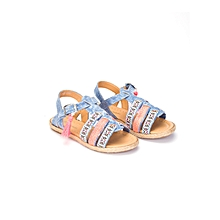 Blue Fashionable Sandals