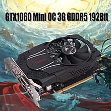 COLORFUL GTX1060 Mini OC 3G GDDR5 192Bit 1531-1746MHz 8Gbps PCI-E 3.0 Gaming Video Graphics Card