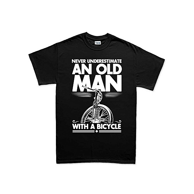 cf0130bb5c4c Generic Men s Summer Fashion Cotton Street Printed New Style T-shirt ...