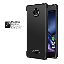 Imak TPU Airbag Shockproof Back Cover for Moto Z2 Play Soft Silicone