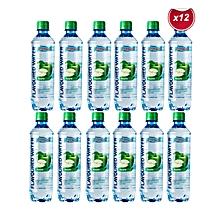 Flavoured Water 500ML - Apple - 12 Bottles