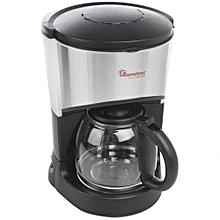 RM/193 - Coffee Maker 1.5LTS Anti Drip - Black