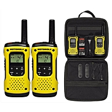 Motorola Tlkr T92 H2O PMR446 2-Way Walkie Talkie Waterproof Radio Twin Pack with Travel Case[ETA 7 working days] WWD