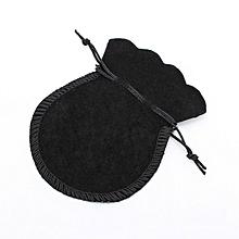 10/20/30X 9x7cm Velvet Drawstring Pouches Jewelry Wedding Gift Bag Storage Favor