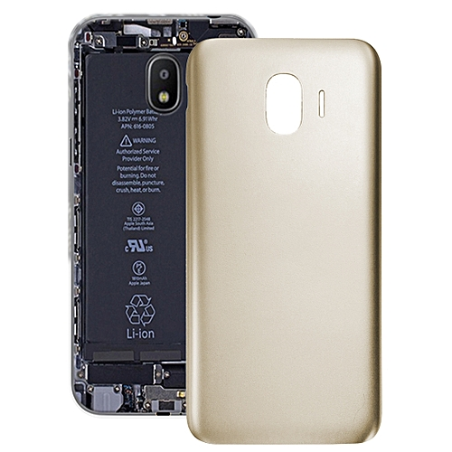 the latest e8019 c704f Back Cover for Galaxy J2 Pro (2018), J2 (2018), J250F/DS(Gold)