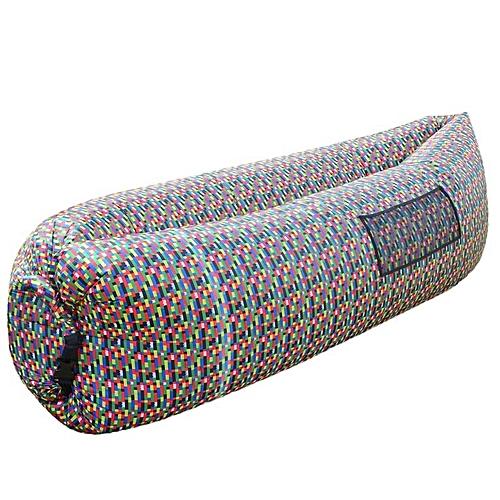 Allwin Outdoor Foldable Casual Lazy People Fast Inflated Sofa Bed