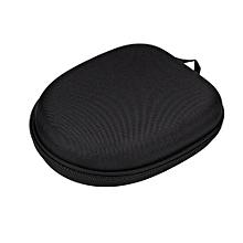EVA Hard Shell Carrying Headphones Case /Headset Travel Bag for SONY Sennheiser-Black