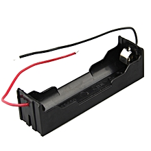 30pcs DIY 1 Slot 18650 Battery Holder With 2 Leads