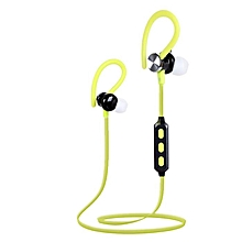 Hiamok_Bluetooth Wireless In-Ear Stereo Headphones Fitness Sports Headphones YE