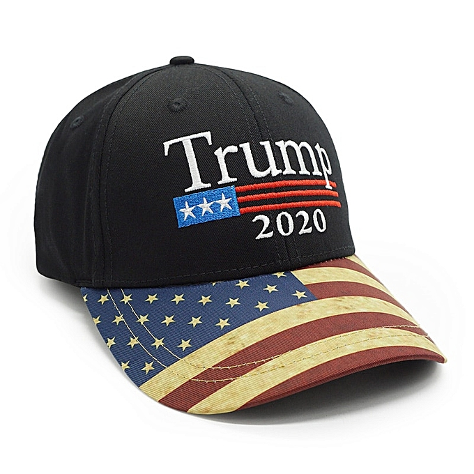 ccd777baf New Donald Trump 2020 Cap Camouflage USA Flag Baseball Caps Keep America  Great Snapback Hat Embroidery Star Letter Camo Army Cap