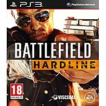 PS3 Game Battlefield Hardline