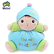 Plush Doll Toy Birthday Christmas Gift For Baby - Lake Blue
