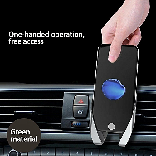 Car Holder Auto Air Vent Cell Phone Rock Mount Adjustable