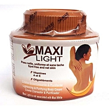 Maxi Light Lightening & Purifying Body Cream -133ml