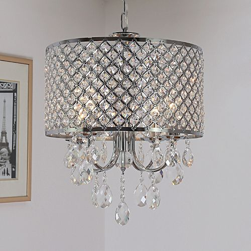 E14 Pendant Light Ac 220V-Transparent