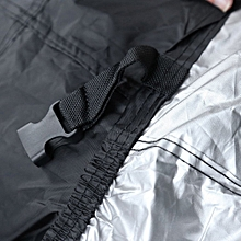 190TPU Polyester Motorcycle Cover DustProof Waterproof Motorbike Cover