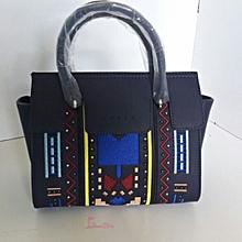 Susen Blue Ladies Casual Work Dinner Handbag