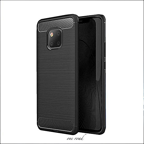 sneakers for cheap 8c111 f7a35 Huawei Mate20 Pro Carbon Fiber Fall-Proof Cell Phone Cover