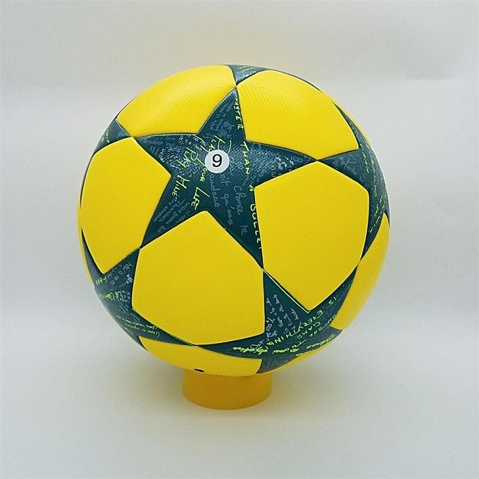 ... 2016-2017 profession Champions League Official size 5 Football ball  Material PU Professional Match Training ... 6b50fba6b8125