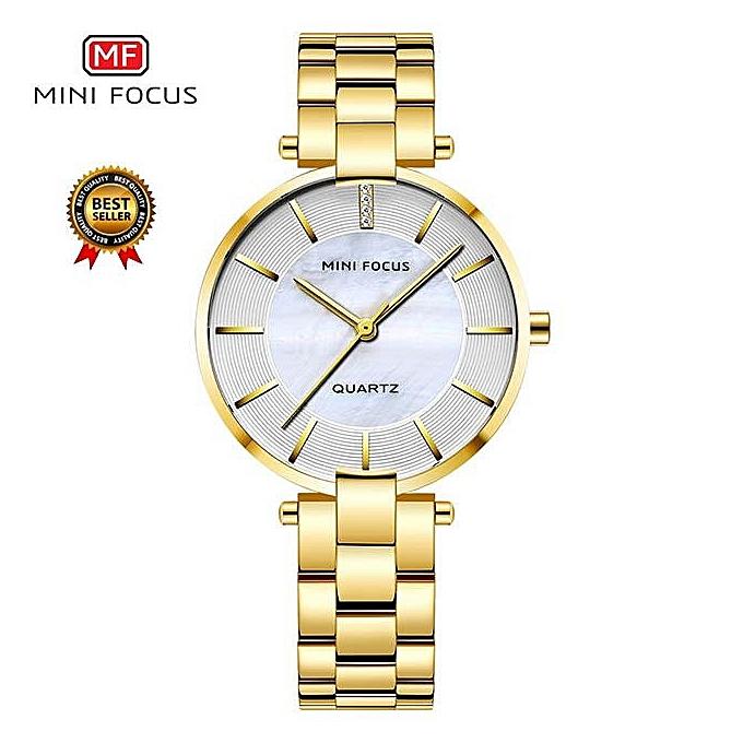 Mini Focus Mini Focus Women S Rose Gold Wrist Watches Simple
