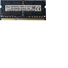 8GB RAM- 204p PC3l-12800s-11-13-f3 1.35V 1600mhz