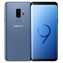 "Galaxy S9, 5.8"", 64GB+4GB RAM, 12MP Camera (Dual SIM) - Blue"