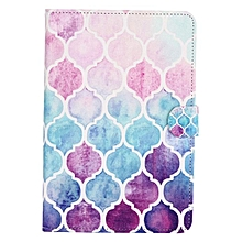 Stylish Leather Case Cover For Samsung Galaxy Tab A 8.0inch SM-T350 T351