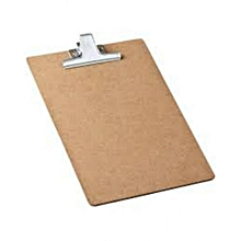 Wooden Exam Clipboard