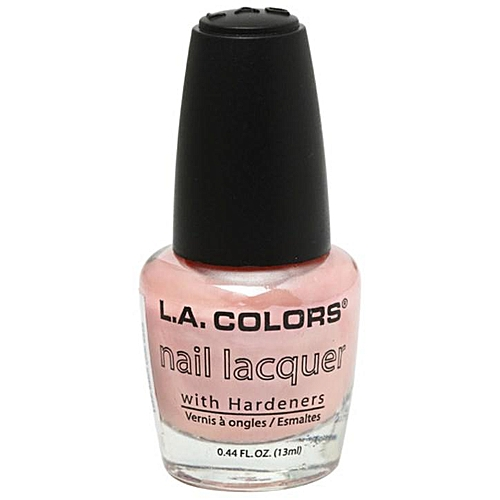 Nail Polish Pink Pearl L A Colors