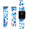 Fashion Silicone Replacement Watch For Apple Smart Watch Series 1/2/3 42mm