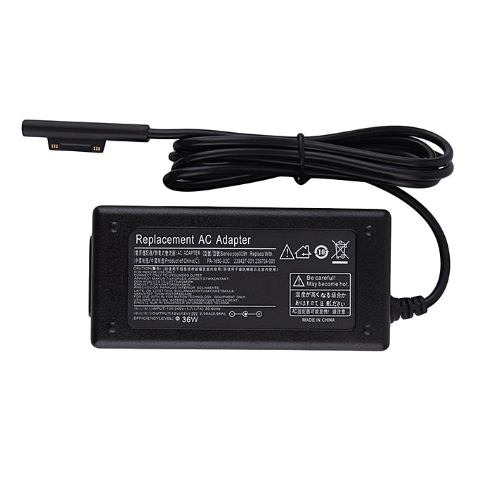HP-12V 2 58A AC Charger Adapter Power Supply For Microsoft Surface Pro 3  Tablet