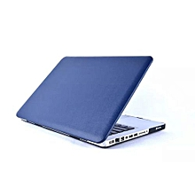 Laptop Sleeve Case For Macbook Pro 13-inch Crystal PC Hard Notebook Bag Cover DB-Dark Blue