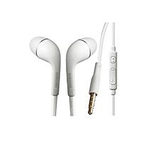 Galaxy S4/S3 Earphones - White.