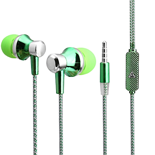 Xiuxingzi_For iPhone For Samsung 3.5mm In-Ear Stereo Earbuds Earphone Headset MIC GN