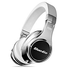 Bluedio UFO 2 High-end Bluetooth Headphone 3D Sound HiFi Wireless Smart Cloud Headset BLACK