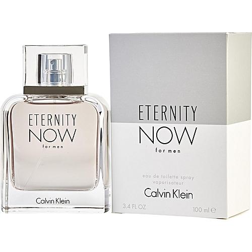 a6e8be8cd CALVIN KLEIN Eternity Now for Men EDT 100 ml   Best Price