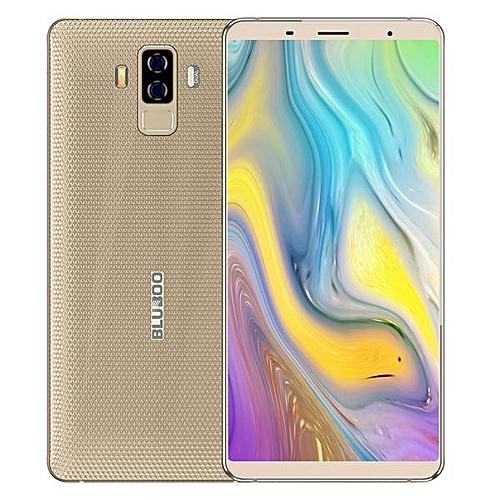 Bluboo S3 6.0 Inch Sharp FHD+ 8500mAh NFC 4GB RAM 64GB ROM MTK6750T Octa Core1.5GHz 4G Smartphone