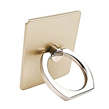 Mobile Phone Ring Holder - Gold