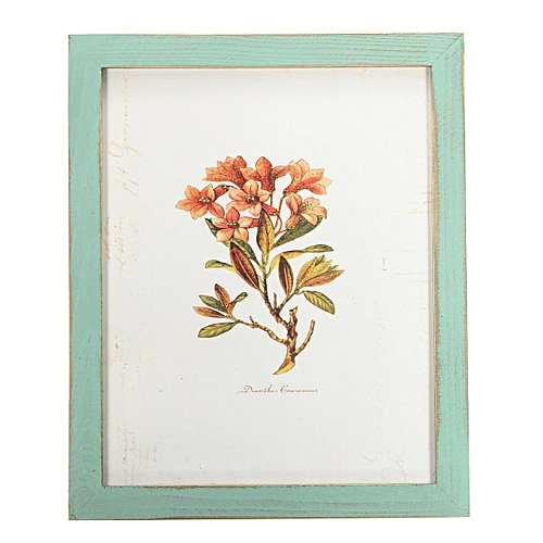 Buy Generic Vintage 8\'\' Solid Wood Photo Picture Frame Wall Hanging ...