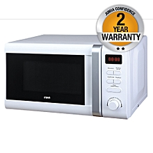 MMW2051D/W - Microwave Oven, 20L, Digital Control Panel, White.