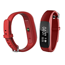 HW01 Dynamic Heart Rate Monitor Bluetooth 4.2 Smart Wristband Bracelet