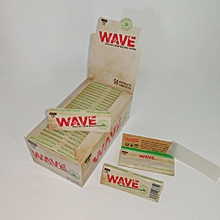 Box of Hemp Rolling Papers