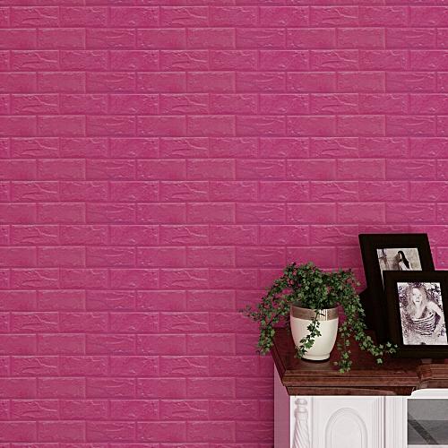 neworldline new pe foam 3d wallpaper diy wall stickers wall decor