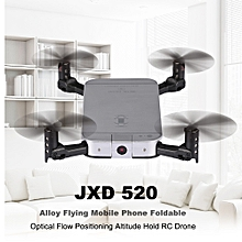520 Alloy Flying Mobile Phone 720P Camera WIFI FPV Drone Optical Flow Positioning Gesture Photography RC Quadcopter