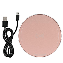 Qi Wireless Charger  10W Wireless Charging Pad For IPhone/ Samsung/ Nokia