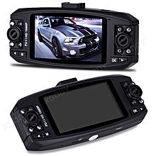 Dual Lens 2.7'' LCD Car DVR HD Video Recorder Camera Vehicle Dash Cam G-sensor